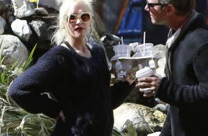 Gwen Stefani, enceinte : Radieuse avec ses fils, son baby bump se dessine