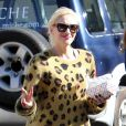 Gwen Stefani à San Bernardino, le 12 octobre 2013.