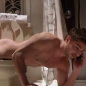 Zac Efron : Torse nu voire tout nu, il se lâche !