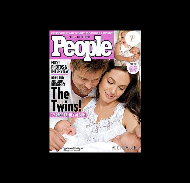 Les Jumeaux Pitt/Jolie !