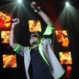 Sean Paul a participé au NRJ Music Tour à Nancy, le 15 octobre 2013.
