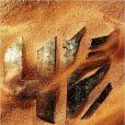 Affiche teaser du film Transformers : L'Age de l'extinction, réalisé par Michael Bay