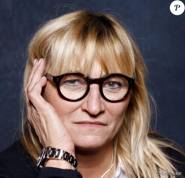 Portrait de Christine Bravo. Décembre 2012.