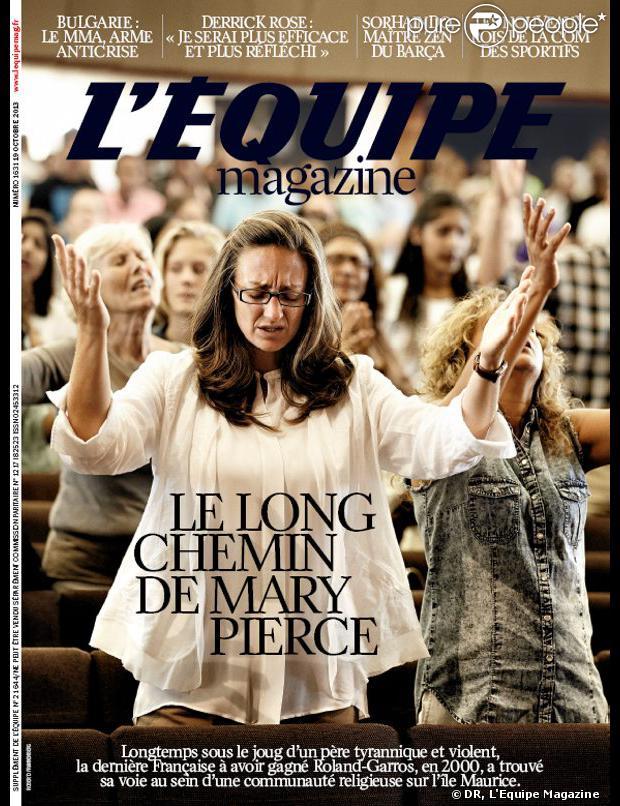 L'Equipe Magazine du 19 octobre 2013