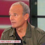 Laurent Baffie, égal à lui-même chez Sophia Aram : 'Tu fais chier tout le monde'