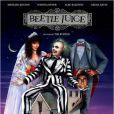 Affiche du film Beetlejuice de Tim Burton (1988)
