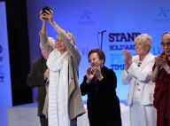 Sharon Stone de toute beauté : Fière et émue, elle reçoit un immense prix
