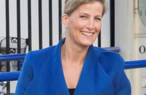 Sophie de Wessex : Pas invitée au baptême royal, elle parlait bébé ailleurs