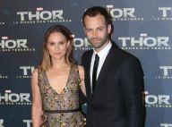 Natalie Portman : Une maman amoureuse avec son mari, heureuse à Paris pour Thor