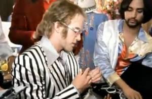Elton John : Tom Hardy, Bane de The Dark Knight Rises, pour l'incarner au cinéma