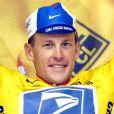 Lance Armstrong en juillet 2002 sur le Tour de France.