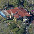Maison de Seal et Heidi Klum à Brentwood. Le top s'apprête à la quitter pour emménager à Bel Air dans un quartier surveillé.