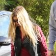 Fergie à Brentwood, le 28 octobre 2013.