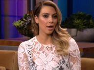 Kim Kardashian : Enfin à l'aise avec ses formes, elle ose la transparence sexy