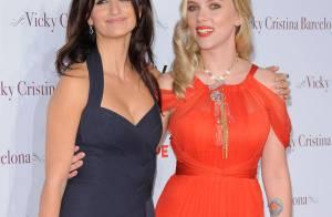 PHOTOS : Scarlett Johansson et Penélope Cruz, deux princesses sur tapis rouge !