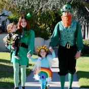 Alyson Hannigan en famille : Avec ses deux filles, folkloriques pour Halloween