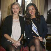 Marine Lorphelin et Sylvie Tellier, enceinte : Un duo glamour et enivrant...