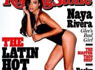 Naya Rivera sexy : La bombe latina de ''Glee'', aguicheuse en body