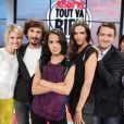 La bande de Jusqu'ici tout va bien. Emission diffusée du lundi au vendredi à 18h25 sur France 2.