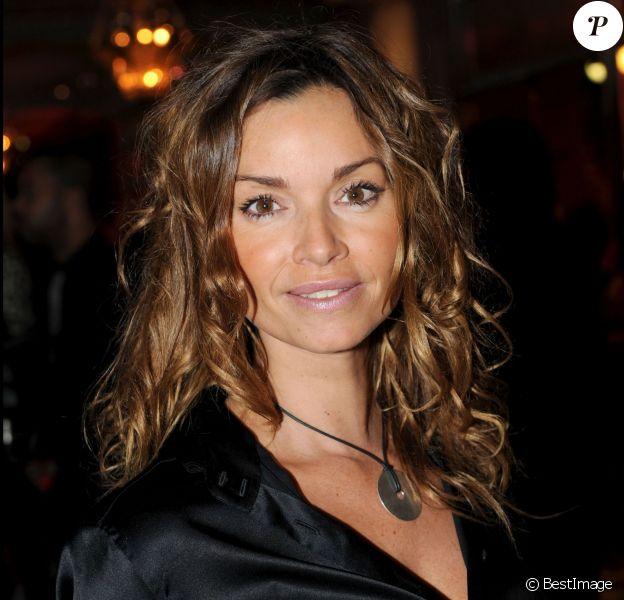 Ingrid Chauvin à Paris le 28 janvier 2010.