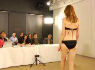 Victoria's Secret : Des mannequins sensuels pour le casting du défilé