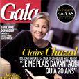 Gala, en kiosques le 13 novembre 2013.