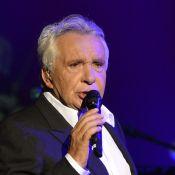 Michel Sardou annule ses dernières dates de tournée à cause de son état de santé