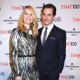 """Claire Danes et Hugh Dancy lors du gala """"Time 100"""" à New York, le 23 avril 2013."""