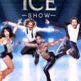Les quatre coachs de l'Ice  Show