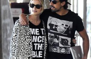 Sami Khedira : En amoureux avec le top Lena Gercke avant sa grave blessure