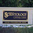L'Eglise de Scientologie à Hollywood, en juillet 2012.