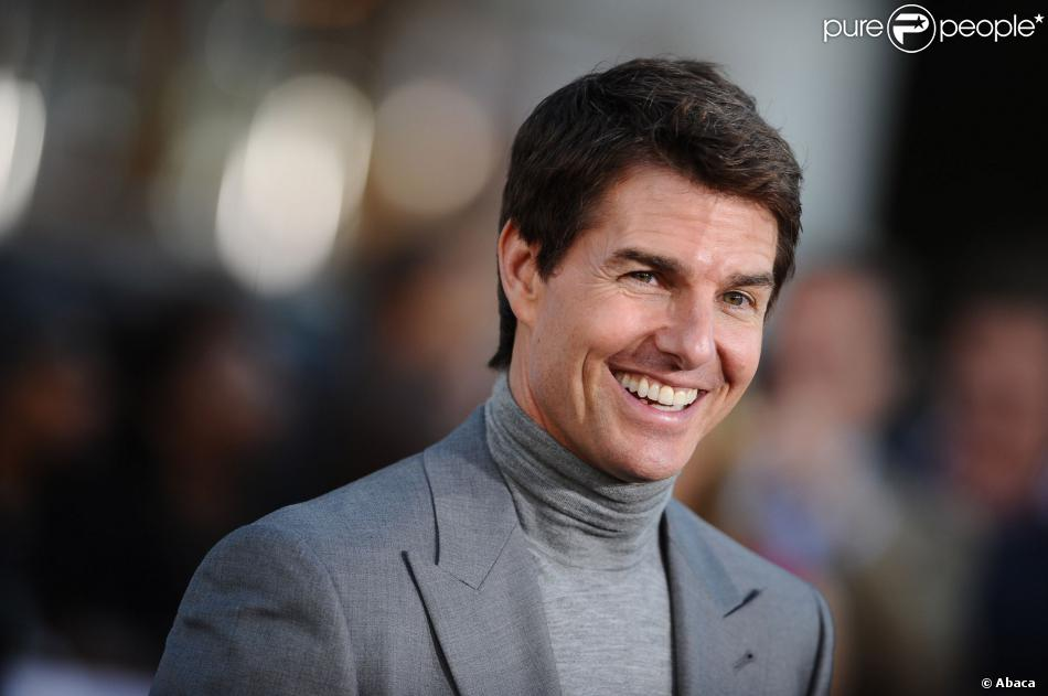 Tom Cruise à Los Angeles le 10 avril 2013.