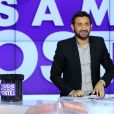 Cyril Hanouna à Paris le 10 octobre 2013.