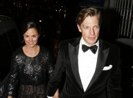 Pippa Middleton : Reine du bal divine au bras de son amoureux Nico Jackson