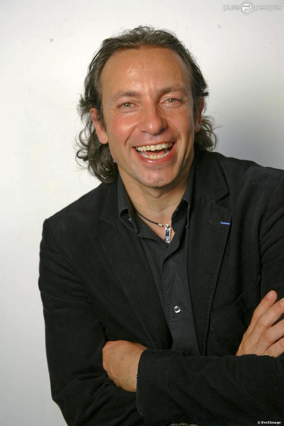 Portrait de Philippe Candeloro en 2013