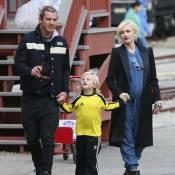 Gwen Stefani, enceinte : Escapade en famille et un ventre toujours plus rond