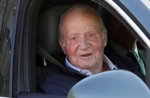 Juan Carlos Ier d'Espagne quitte (encore) l'hôpital, avec sa nouvelle hanche