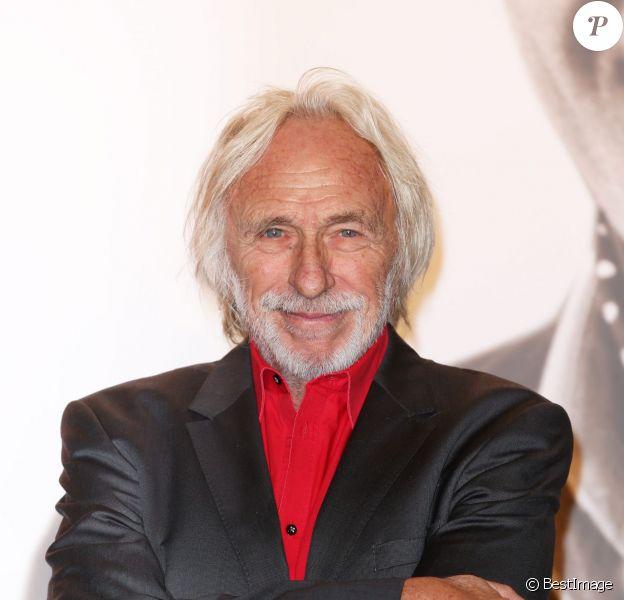 Pierre Richard lors de la soirée d'ouverture du Festival Lumière à Lyon le 14 octobre 2013