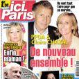 Le magazine Ici-Paris du 27 novembre 2013