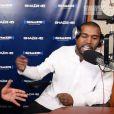 Invité dans les studios de la station Shade 45 à New York, Kanye West s'emporte face à son ami, l'animateur radio Sway Calloway dans son émission, Sway in the Morning. (Commencez à 17:00).