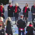 Pauline Ducruet s'est jointe à sa mère la princesse Stéphanie de Monaco, au prince Albert II et à des membres de Fight Aids Monaco le 29 novembre 2013 pour une commémoration sur le parvis du Musée océanographique de Monte-Carlo, à deux jours de la journée mondiale contre le sida. Huit courtepointes ont été déployées en hommage aux malades décédés.