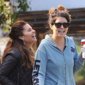 Maria Shriver : Eclats de rire avec sa fille Katherine, les ennuis semblent loin