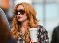 Lindsay Lohan : Furieuse contre le jeu GTA V, elle réclame de l'argent...