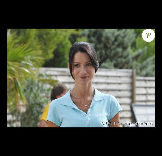 Jennifer Lauret, héroïne de Camping Paradis.
