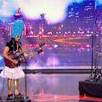 Explosion de caca dans La France a un Incroyable Talent sur M6 le mardi 12 novembre 2013
