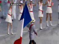 VIDEO + PHOTOS : la France olympique commence ses J.O. sous les yeux de Nicolas Sarkozy et de son fils !