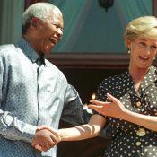 Nelson Mandela : Lady Diana, Naomi Campbell, Carla Bruni... Rencontres mythiques