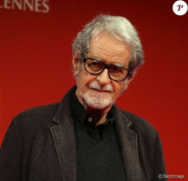 Edouard Molinaro lors des rencontres internationales du cinéma de patrimoine et cérémonie de remise des Prix Henri Langlois 2013 à l'Hôtel de Ville de Vincennes, le 28 janvier 2013