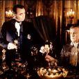 Claude Brasseur et Claude Rich dans Le Souper (1992) d'Edouard Molinaro