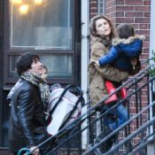 Keri Russell, séparée : Maman radieuse aux côtés de son ex malgré un cambriolage